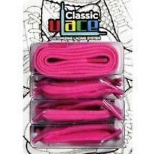 U-lace Hot pink shoe laces