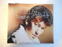 FRANCOIS FELDMAN : TOMBE D'AMOUR ( BIG BANG ) [ CD-MAXI PORT GRATUIT ]