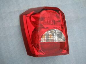 DODGE CALIBER TAILLIGHT REAR TAIL LAMP OEM 07 08 09