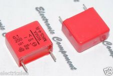10pcs - WIMA MKS4-R 0.1uF (0,1µF 100nF) 250Vac 20% pitch:15mm CLASS X2 Capacitor