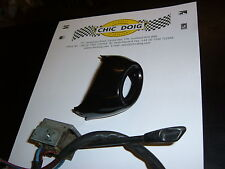 LOTUS ELAN PAIR NEW STEERING COWLINGS FOR INDICATOR AND HEADLIGHT SWITCHES