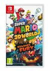 Super Mario 3D World + Bowser's Fury (Switch) NEW & SEALED FREE UK P&P