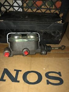Ford Mustang master cylinder 1967-69 W/ Manual Drums