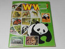 WWF Sticker Album - Panini (teils beklebt)