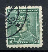 Cecoslovacchia 1935 SG # 341 generale M.R. Stefanik utilizzato #A 40755