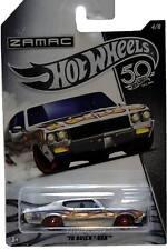 2018 Hot Wheels 50th Anniversary Zamac #4 70 Buick GSX