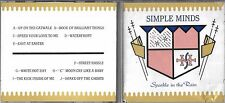 CD 10 TITRES SIMPLE MINDS SPARKLE IN THE RAIN 1985 NO BARCODE CDV 2300 VIRGIN