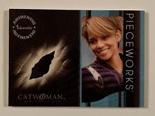 CATWOMAN HALLE BERRY AS CATWOMAN PIECEWORKS SWEATER PW4 DC Comics Inkworks