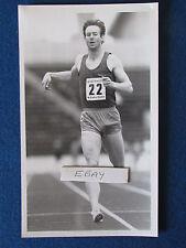 "Original Foto De Prensa - 10""x6"" - David Jenkins-década de 1980-GB-Athletics"