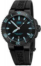 New Oris Aquis Date Men's Watch 01 733 7653 4725-07 4 26 34BEB