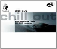 World of Chill Out Klaus Schulze, Francesca Fiore, Playa Timmendorf, Me.. [2 CD]