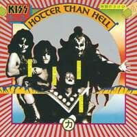 Hotter Than Hell - Remastered - Kiss CD Casablanca