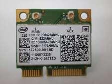 INTEL CENTRINO ADVANCED-N 6200 MODEL 622ANHMW WIRELESS HALF MINI PCI-E #5550A