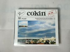 Cokin P121F Gradual Neutral Grey G2 Full (ND8) 0.9 Filter