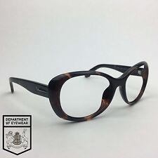 CALVIN KLEIN eyeglass TORTOISE frame CATS EYE Authentic. MOD: 3130S