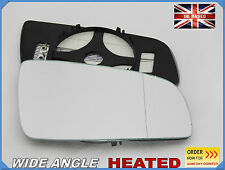 Wing Mirror Glass For OPEL ZAFIRA B 2005-2010 Wide Angle HEATED Right Side #F026