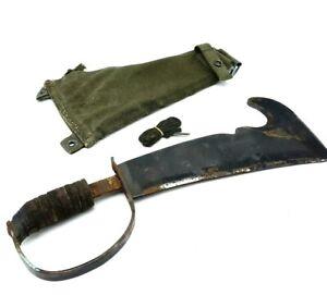 Frank & Warren Vietnam War Survival Axe Type IV MIL-S-8642C 1121-4 Woodsmans Pal