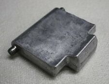 Gegenplatte Häcksler Leitblech  für Leisehäcksler AXT AXT 2200 HP, AXT 2500 HP
