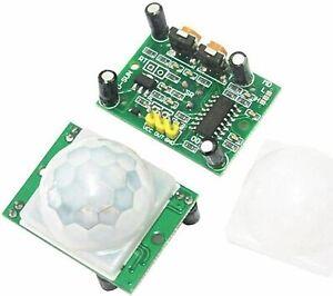 HC-SR501 Adjustable IR Infrared PIR Motion Sensor Detector Module DIY Arduino