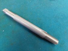 "North American 1/4""-19 HSG BSPT 55° Plug Pipe Tap 6.0"" OAL"