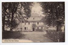 SUISSE SWITZERLAND canton FRIBOURG BELFAUX le chateau des bois