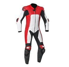 New Motorcycle Motorbike Racing Leather Suit, CE Armour Customization Available