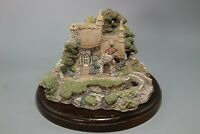 1990 Lilliput Lane Cottages CONVENT IN THE WOODS Collectible Houses