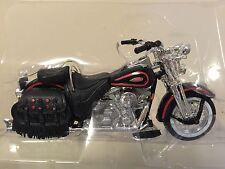 Harley Davidson FLSTS 1998 Heritage Springer RED Motorcycle 1/18 98