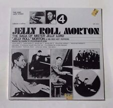 JELLY ROLL MORTON The Saga Of Mister Jelly Lord Vol. 4 Joker SM-3553 Italy M 3A