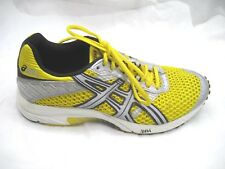 Asics Gel- Speed Star yellow silver running mens sneakers tennis shoes sz 7.5D