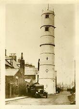 """""""Vieux phare du Port de BLYTH 1932"""" Photo originale G. DEVRED / Agce ROL"""