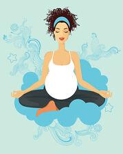 PRENATAL YOGA DVD TANTRIC YOGA, EXERCISE DURING PREGNANCY, PAINLESS LABOUR/BIRTH