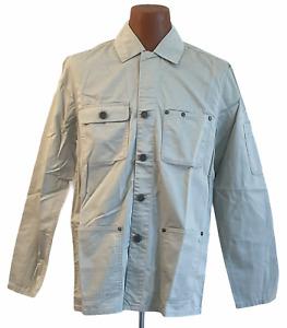 UNIQUE!!!!!  Nat Nast Safari Inspired 100% Cotton Jacket Medium- NWOT Prototype