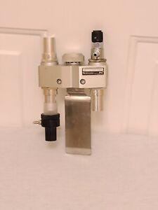 Ohmeda Anesthesia Machine Modulus Waste Gas Scavenging Interface Valve 19mm