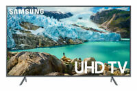 Samsung 55 inch 2160p Class 4k Ultra HD HDR Smart LED TV - UN55RU7200FXZA