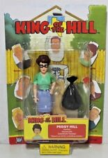 2002 Peggy Hill King Of The Hill 20th Century Fox New Action Figure toys