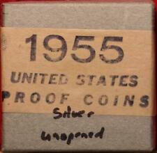 Uncirculated 1955 United States Silver Proof (Unopened)