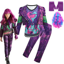 2020 Kids Girls Costume Cosplay Fancy Dress Gift Outfits Set Lot