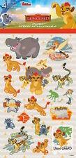 4 Sheet Disney Lion Guard King Stickers Party Favor Teacher Supply Kion Fuli Ono
