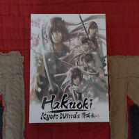 Hakuoki: Kyoto Winds Limited Edition PSVita New Sealed