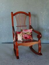"AllforDoll DIORAMA Furniture CHAIR for 18.5"" Dolls - Evangeline BJD Kaye Wiggs"