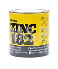 U-pol Davids Zinc 182 Isopon 1lt Anti-rust Grey Primer 1L UPOL Z182 1 litre