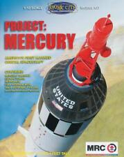 Academy 1/12 Project Mercury Plastic Model Kit 0062001 ACY0062001