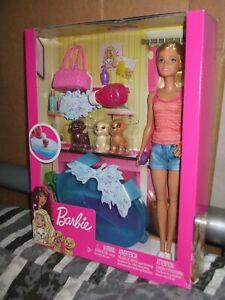 Mattel Barbie Puppy Bath time Fun GIFT Box set NEW **** R E D U C E D ******