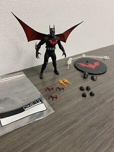 Mezco One 12 Batman Beyond Mezco Exclusive Figure Loose DC Comics