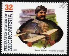 Louis BLERIOT XI (English Channel Crossing Flight) Aircraft Stamp
