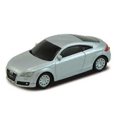 Audi TT Car USB Memory Stick Flash Drive 4Gb - Silver