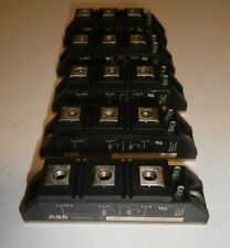 MCC55-12io8 dual thyristor module ABB