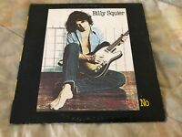 Billy Squier 1981 Don't Say No 1st Pressing US Capital Sterling