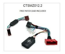 Connects2 CTSMZ012.2 Stalk Steering Adaptor Mazda MX-5 Bose 1999on JVC